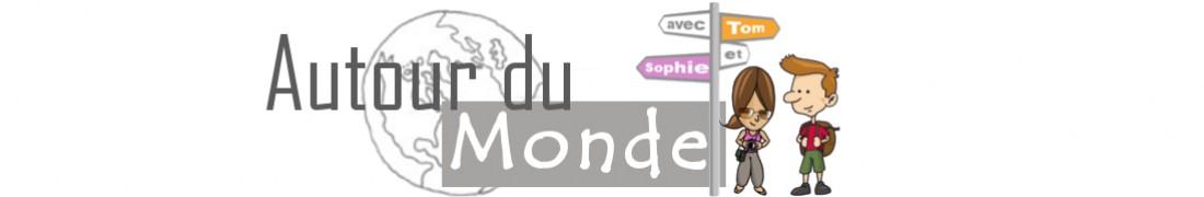 Autour du monde Logo